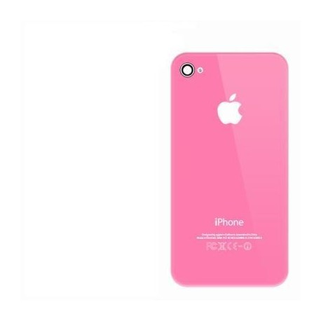 Coque arriere iphone 4s rose