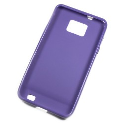Houuse gel violet samsung galaxy s2