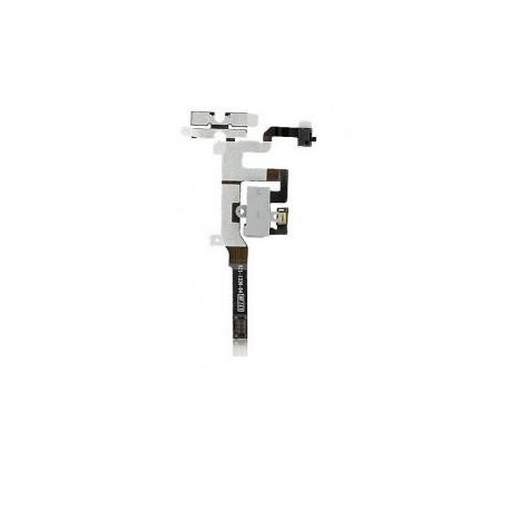 Nappe prise jack iphone 4s blanche