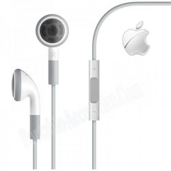 Kit pieton stereo origine apple certifie