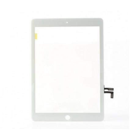 Vitre tactile ipad air blanche