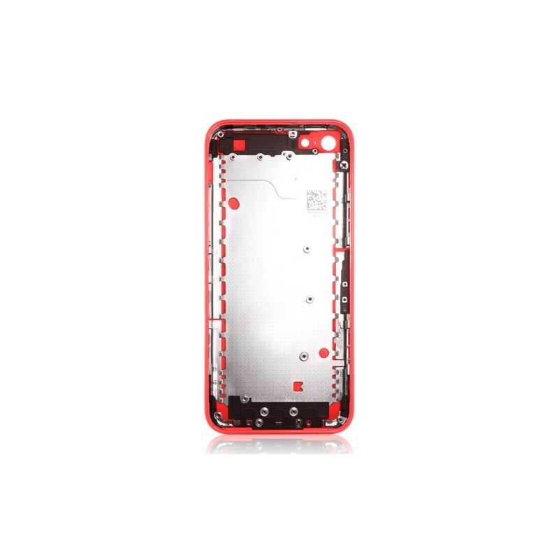 coque arri re rose pour iphone 5c chassis. Black Bedroom Furniture Sets. Home Design Ideas