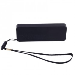 Chargeur de secour power bank noir