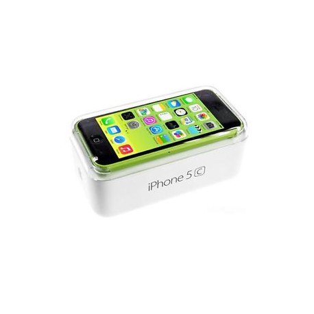 Apple iPhone 5c vert 16 giga