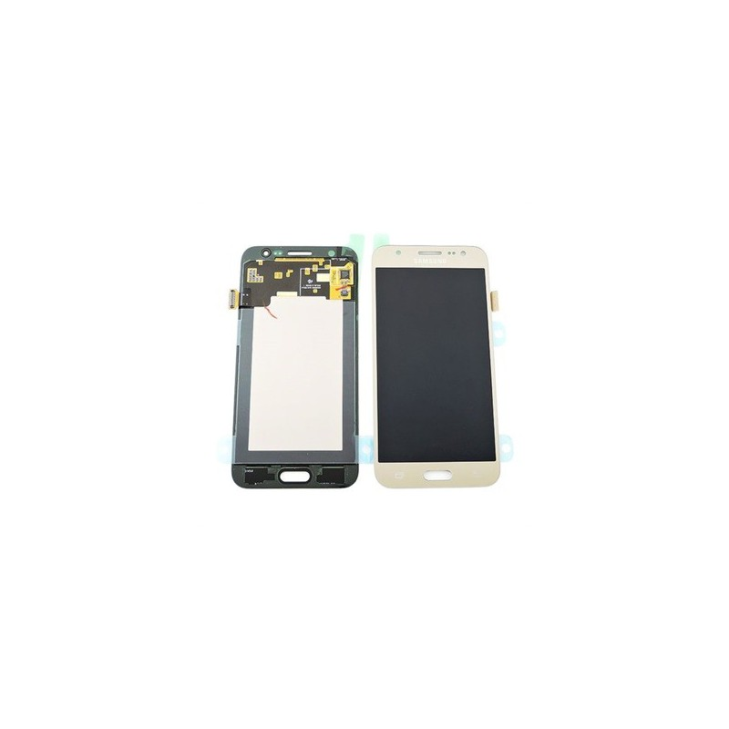 Cran complet lcd vitre tactile samsung galaxy j5 j500f for Photo ecran galaxy j5