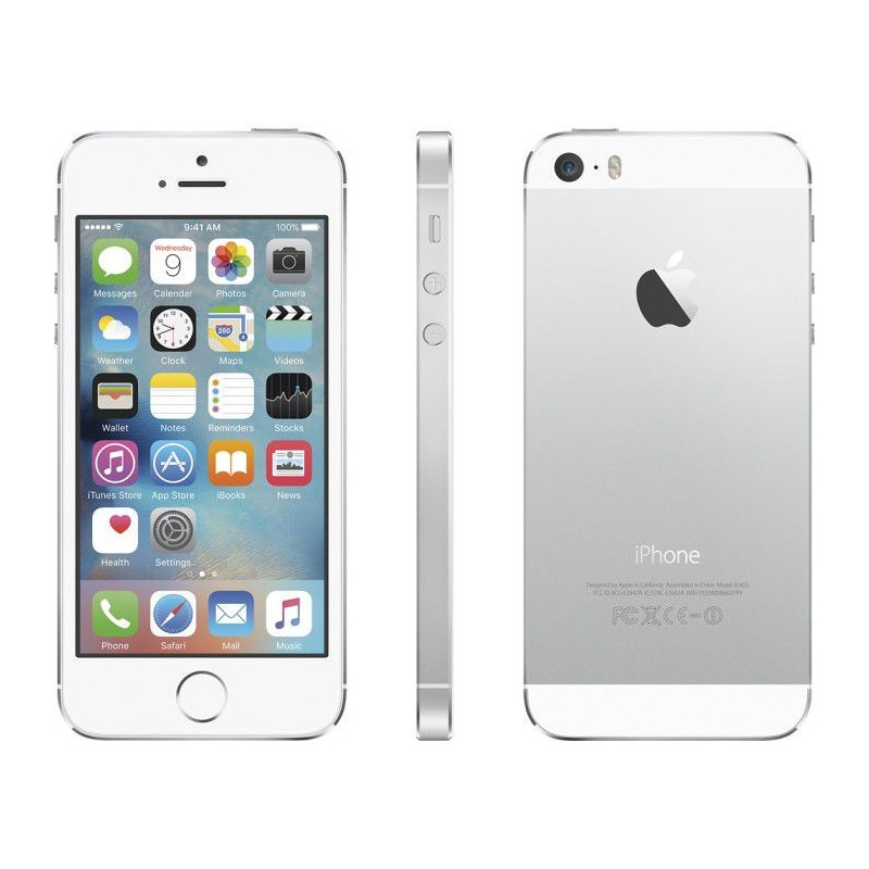 iphone 5s 32gb blanc silver occasion ephone access. Black Bedroom Furniture Sets. Home Design Ideas