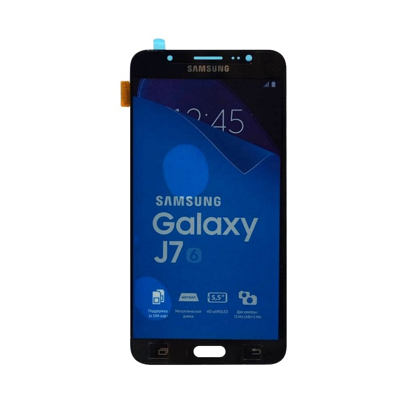 Ecran vitre samsung j710 noir ephone access for Photo ecran samsung 7