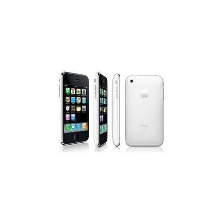 Coque iphone 3gs 32gb blanc