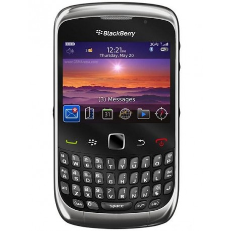 Réparation ecran blackberry curve 9300