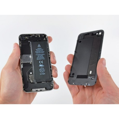 Reparation coque arriere iphone 4
