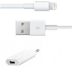 Chargeur iphone 5 origine