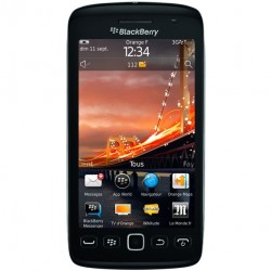 Remplacement vitre tactile blackberry torch 9860
