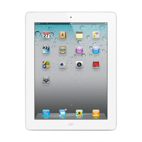 iPad 2 16GB wifi blanc