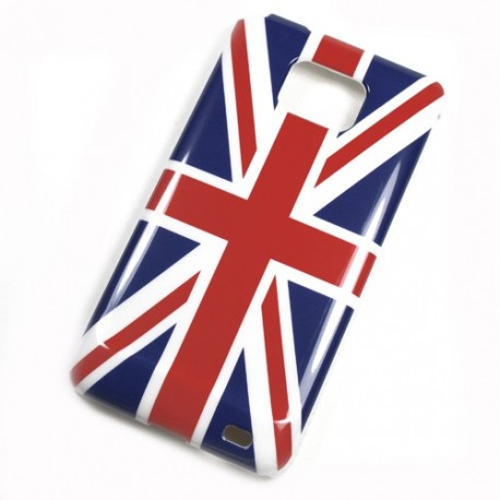 Coque protection samsung galaxy s2 angleterre