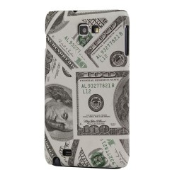 Coque arriere protection galaxy note dollars