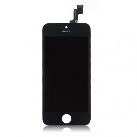Ecran complet iphone 5s noir