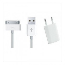 Chargeur origine iPhone 4/4s