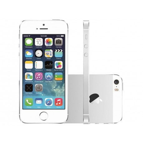 Apple iPhone 5S 16GB blanc silver occasion