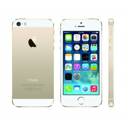 Apple iPhone 5S 32GB blanc Gold occasion