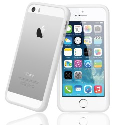 Bumper iPhone 5-5S blanc