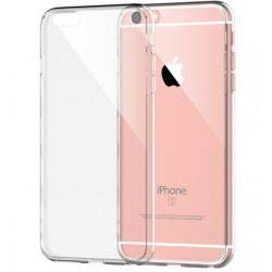 Etui gel iPhone 6-6s transparent