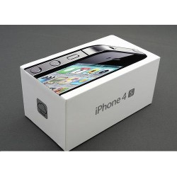 Apple iPhone 4S 8GB tout operateur noir