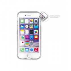 etui gel transparent iPhone 7