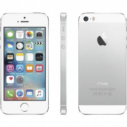 iPhone 5S 32GB Blanc Silver occasion