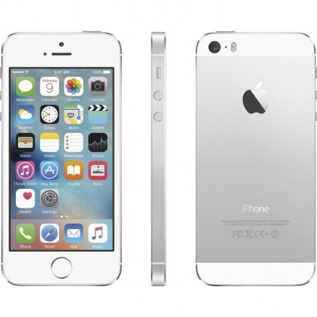 iPhone 5S 32GB Blanc Siver occasion