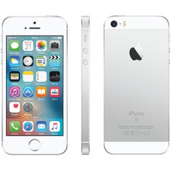 iPhone 5SE 64GB Silver occasion