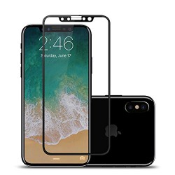 Film verre trempé 3D protecteur iPhone X