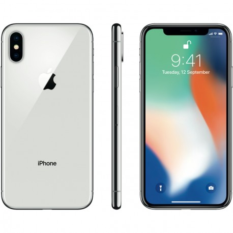 iPhone X blanc 64GB