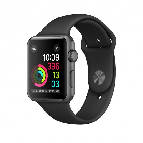 Apple Watch série 2 Noir 38mm