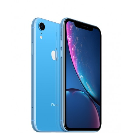 iPhone XR Reconditionné Bleu 128GB