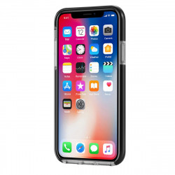 Coque transparente iPhone X