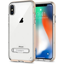 Coque Spigen crystal iPhone X