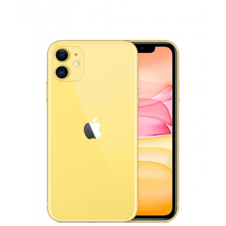 iPhone 11 reconditionné Yellow 128GB