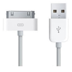 CABLE USB IPHONE 4