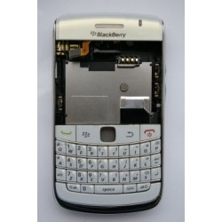 Coque complete blackberry 9700 blanche origine