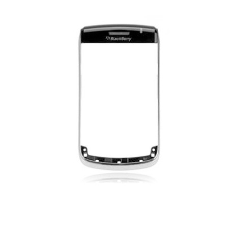 Contour avant blackberry 9700 noir chrome