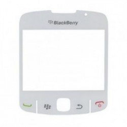 Vitre Blackberry 8520 blanc