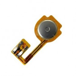 Nappe bouton centrale home iphone 3g