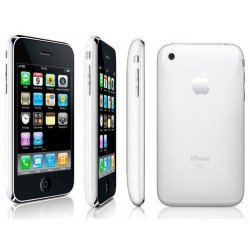 Coque iphone 3gs 16gb blanc