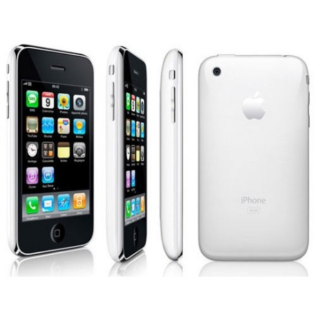Coque arriere iphone 32gb origine blanc