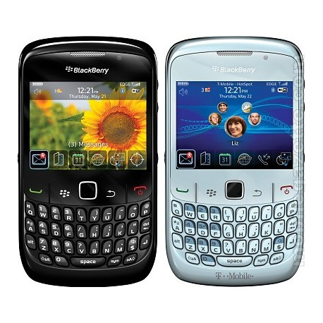 Réparation ecran blackberry curve 8520