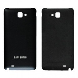 Coque arriere galaxy note noir origine