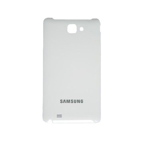 Coque arriere galaxy note blanc