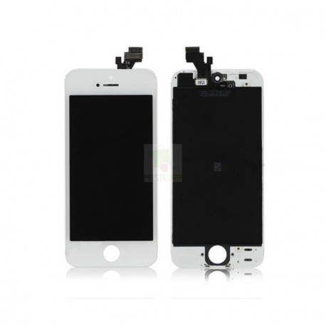 ecran tactile iphone 5 blanc