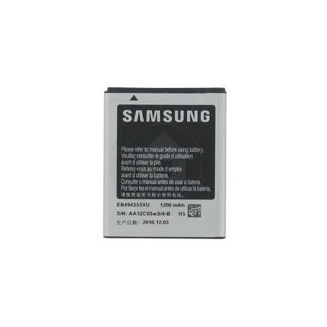 Batterie samsung galaxy mini s5570 origine