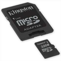 Carte memoire micro sd 32 giga